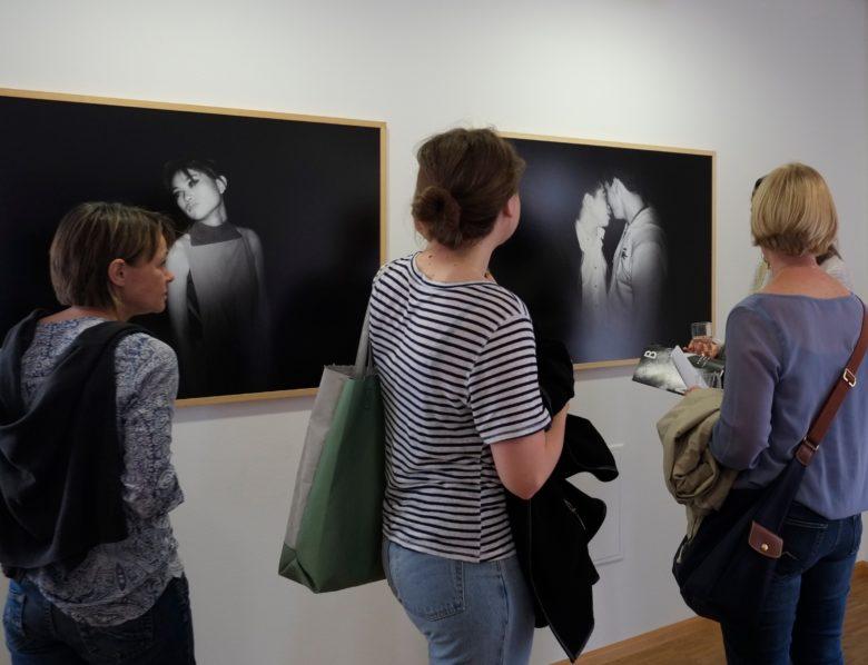Exposition de Rebecca Topakian au CCFF de Freiburg, 2016