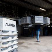 ALDRINK installation 2017