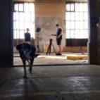 Et le tournage continue à Motoco sous la direction de #maxlesage avec les résidents et la patronne dans leurs propres rôles en pire 😬🙄#delilah @mzussy @louis_fouilleux #michelemorando @indusdrum1 #olivierbarrage @burkhaltersimon et tous les autres... - July 16, 2019