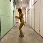 Les couloirs de Motoco à 19h - Tout va bien. #jump - September 19, 2019