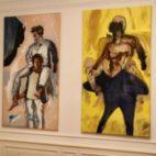 Vous avez jusqu'au 29 novembre pour voir l'exposition de Michele Morando à l'Institut Italien de Strasbourg. @mmpocomoderno #institutitaliendestrasbourg - November 19, 2019